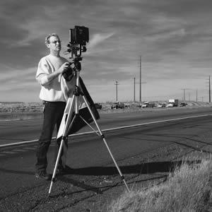 Donald Woodman on I-25